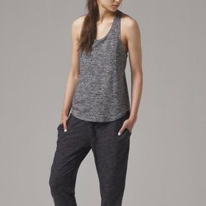 Outdoor Voices Cloud Knit Racer Back Tank Top